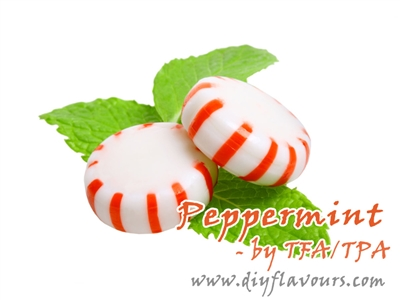 Peppermint Flavor by TFA or TPA