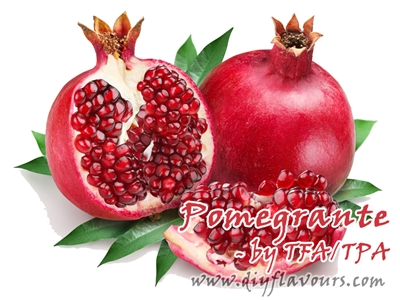 Pomegranate Flavor by TFA or TPA