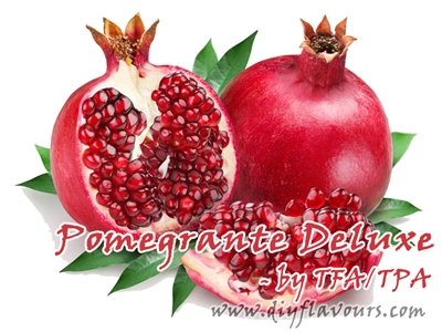 Pomegranate Deluxe Flavor by TFA or TPA