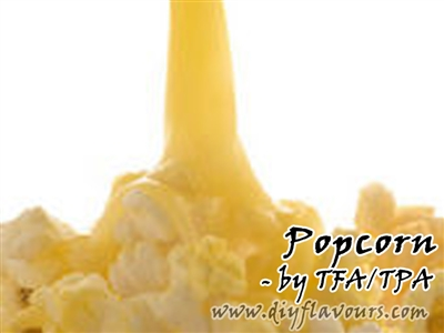 Popcorn Flavor by TFA or TPA