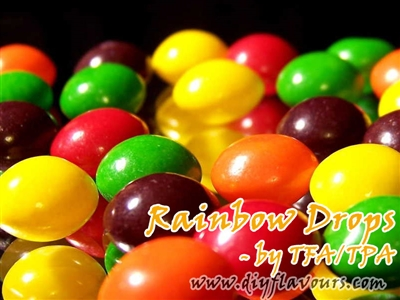 Rainbow Drops Flavor by TFA or TPA
