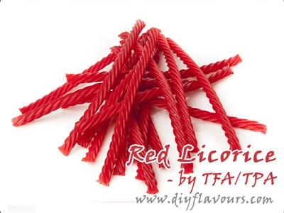 Red Licorice Flavor by TFA or TPA