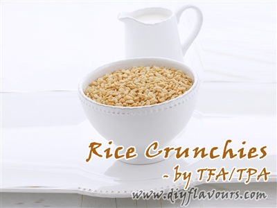 Rice Crunchies Flavor by TFA or TPA