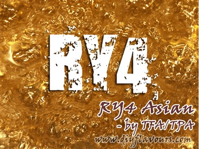 RY4 Asian Flavor by TFA or TPA