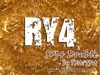 RY4 Double Flavor by TFA or TPA