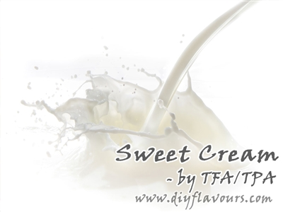 Sweet Cream by TFA or TPA