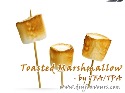Toasted Marshmallow Flavor by TFA or TPA