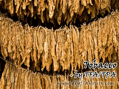 Tobacco Flavor by TFA or TPA