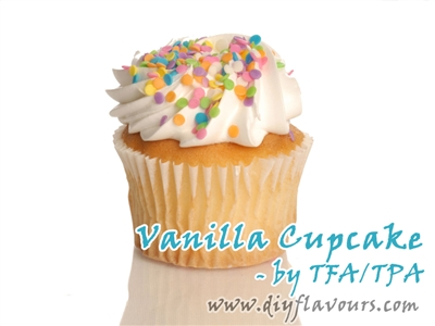 Vanilla Cupcake by TFA or TPA