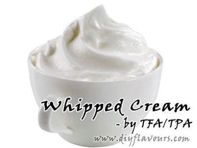 Whipped Cream Flavor by TFA or TPA