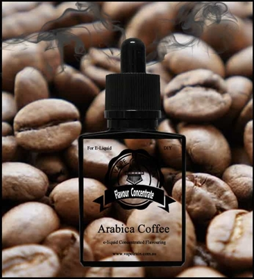 Arabica Coffee by Vape Train