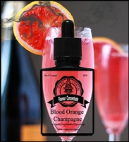 Blood Orange Champagne by Vape Train