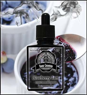 Blueberry Jam by Vape Train
