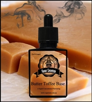 Butter Toffee Base by Vape Train
