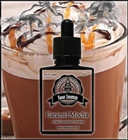 Caramel Mocha by Vape Train