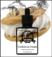 Cookies and Cream by Vape Train