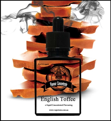 English Toffee by Vape Train
