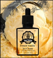 French Vanilla Ice Cream by Vape Train