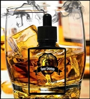 Gold Rum by Vape Train