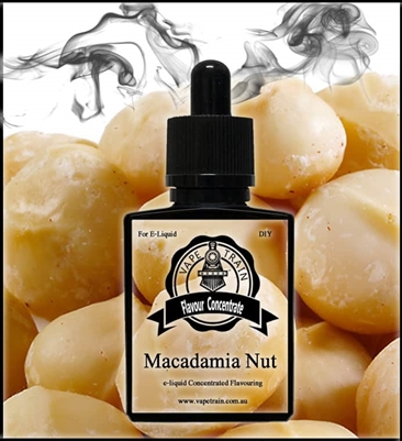 Macadamia Nut by Vape Train