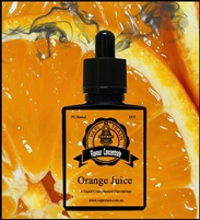 Orange Juice by Vape Train
