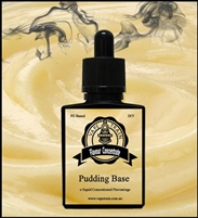 Pudding Base by Vape Train