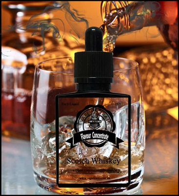 Scotch Whiskey by Vape Train