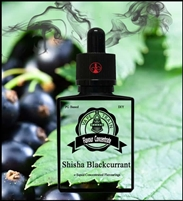 Shisha Blackcurrant by Vape Train