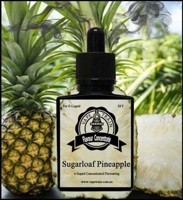 Sugarloaf Pineapple by Vape Train