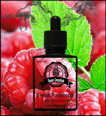 Sweet Raspberry by Vape Train