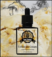 Toffee Ice Cream by Vape Train