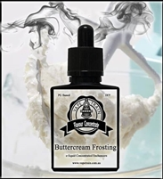 Vanilla Buttercream Frosting by Vape Train
