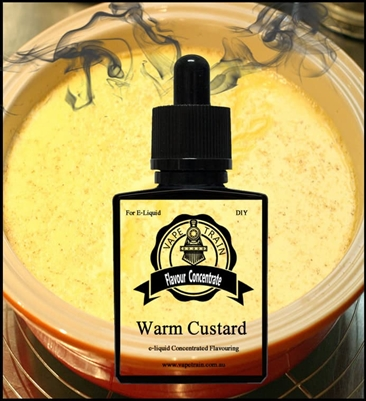 Warm Custard by Vape Train