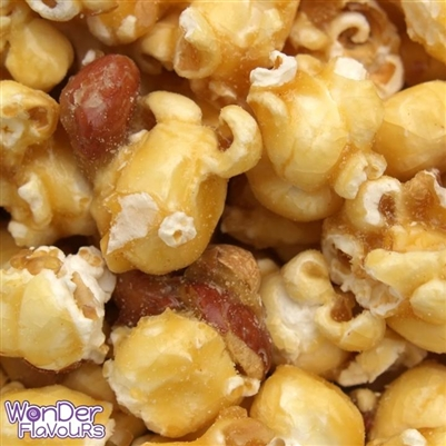 Caramel Popcorn and Peanuts SC by Wonder Flavours