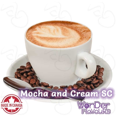 Mocha and Cream SC by Wonder Flavours