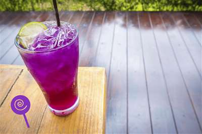 Sweet and Sour Purple Drink by Wonder Flavours