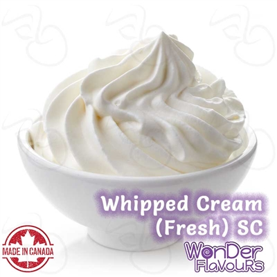Whipped Cream (Fresh)  SC by Wonder Flavours