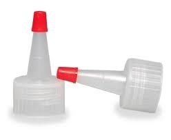 Yorker Tip for 120 ML / 250 ML HDPE Capped Bottle