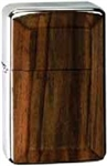 Vector KGM Soft Flame Butane Pipe Lighter - Wood Plate