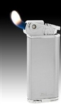 Silver Jetline Lighter Bolla Soft Flame Pipe Lighter