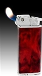 Red Jetline Lighter Bolla Soft Flame Pipe Lighter
