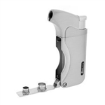 Jetline Lighter Dante Torch Lighter - Silver