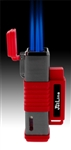 JetLine New York Triple Torch Cigar Lighter Red