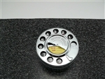 Telephone Ashtray with Rotating Dial Top