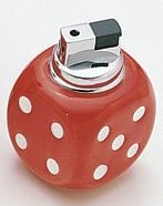 Dice Lighter - Red