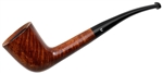 Comoy's Woodstock 1/4 Bent Traditional Briar Pipe
