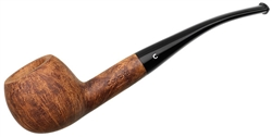Comoy's Prince Bent Blue Riband Briar Pipe