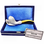 Jaws Meerschaum Estate Pipe