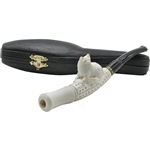 Meerschaum Cat Cigarette Holder