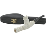 Meerschaum Owl Cigarette Holder